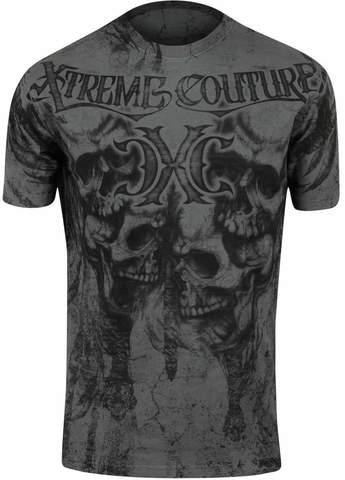 Xtreme Couture | Футболка мужская Earthless X1528 от Affliction перед