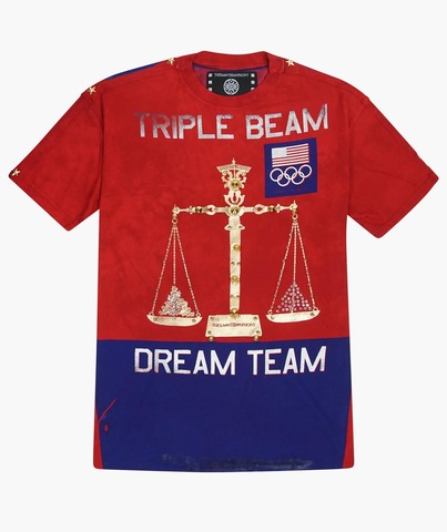 Футболка The Saints Sinphony TRIPLE BEAM DREAM TEAM