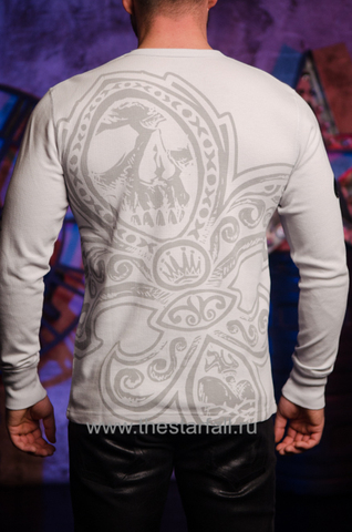 Пуловер Rebel Spirit TH110791 спина