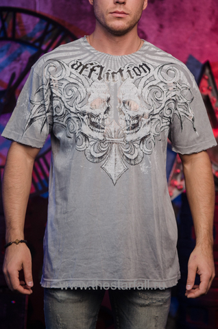 Футболка Affliction TIM SILVIA 226807