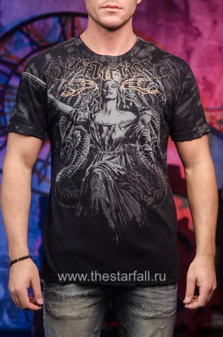 футболка Affliction Behemoth