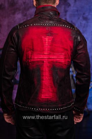 Куртка джинсовая The Saints Sinphony TSJ012RB