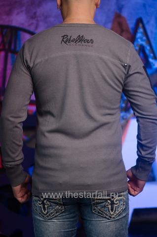 Пуловер Rebel Spirit RTH121414 спина на модели