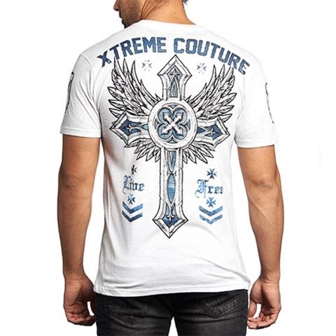 Xtreme Couture | Футболка мужская Modern Warfare X1410 от Affliction спина