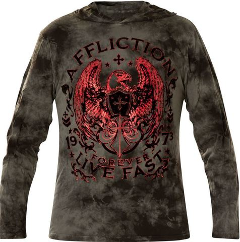 Худи Affliction VIRTUE