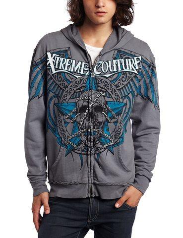 Xtreme Couture | Худи мужское Deputy X718 от Affliction перед