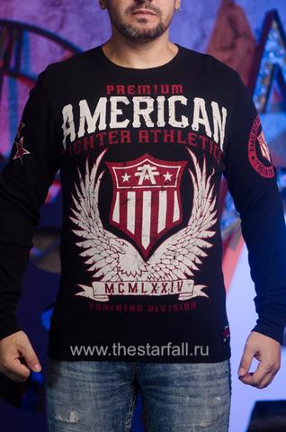 American Fighter   Пуловер мужской AF226746 от Affliction перед