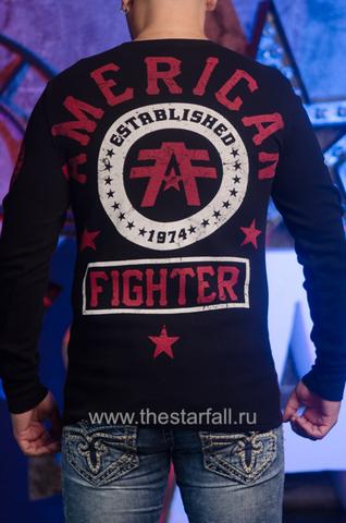 American Fighter   Пуловер мужской AF226746 от Affliction спина