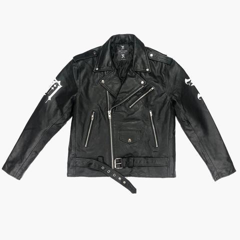 Куртка кожаная HEARTLESS от November Reine
