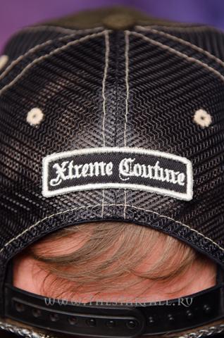 Xtreme Couture | Бейсболка X407111 от Affliction сзади