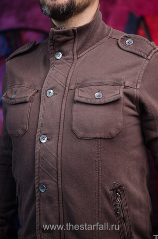 Rebel Spirit   Толстовка мужская MJK111125 передние карманы