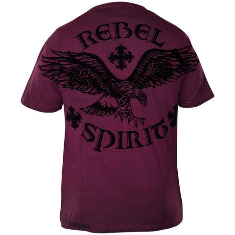 Футболка Rebel Spirit SSK131592 спина