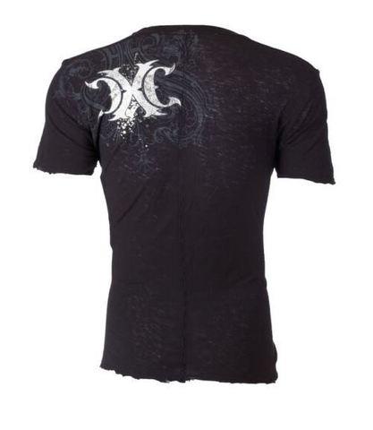 Xtreme Couture | Футболка мужская OUTLAW X798 от Affliction спина