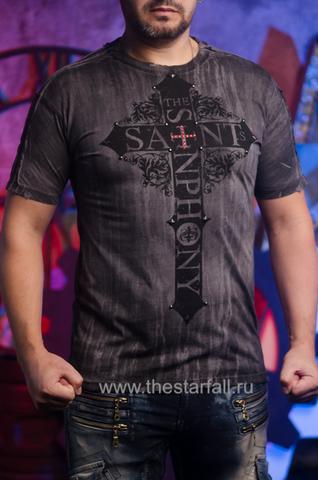 The Saints Sinphony | Футболка мужская VELVET TS109 перед