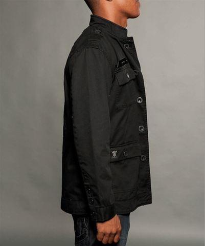 Куртка Rebel Spirit MJK121395 правый бок