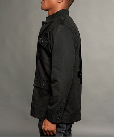 Куртка Rebel Spirit MJK121395 левый бок