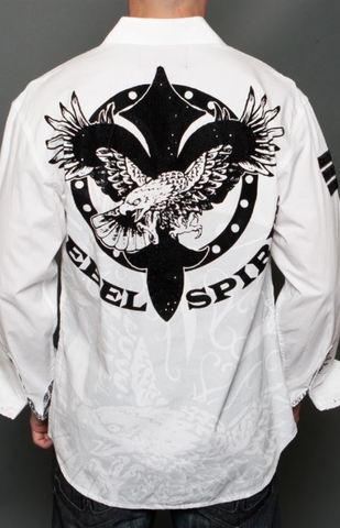 Рубашка Rebel Spirit LSW131483