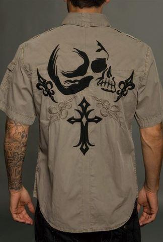 Рубашка Rebel Spirit SSW121304