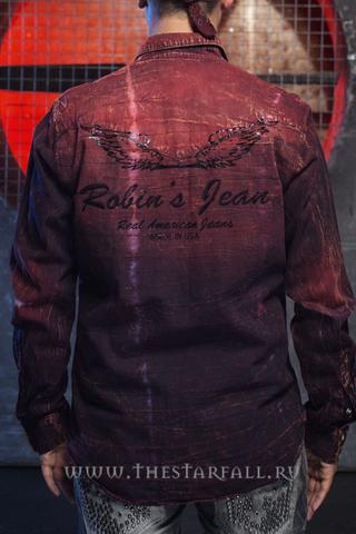 Джинсовая рубашка Robin's Jean 50