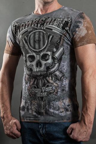 футболка War от Sanbenito