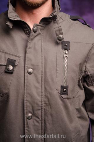 Куртка Rebel Spirit MJK131651 передние карманы
