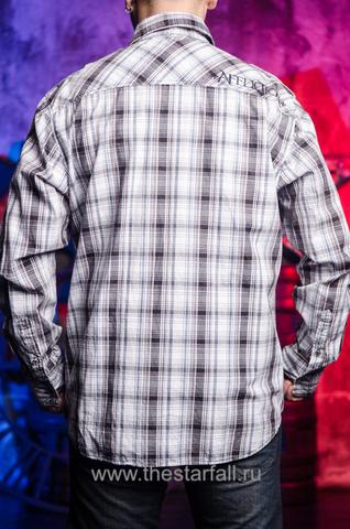 Affliction   Рубашка мужская Z415314 спина
