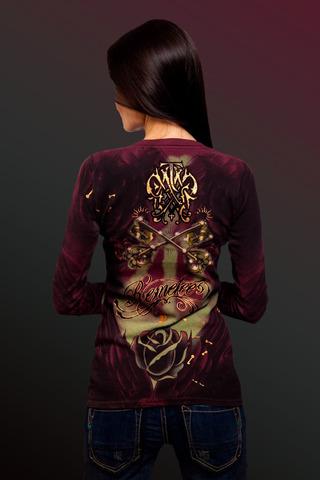 Пуловер Remetee 3034 спина