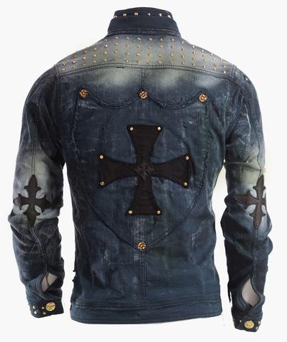 Куртка джинсовая The Saints Sinphony JACKET J007