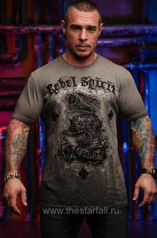 футболка Rebel Spirit SSK121337