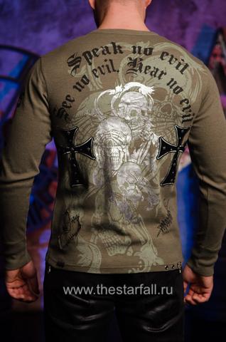 Пуловер Rebel Spirit TH246 спина