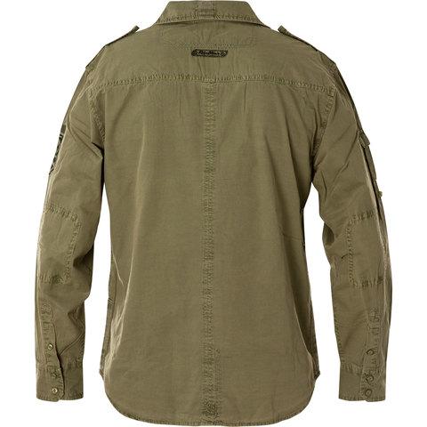 Рубашка Rebel Spirit LSW111100 спина