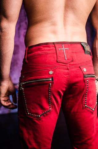 The Saints Sinphony | Джинсы мужские TSG236K задние карманы