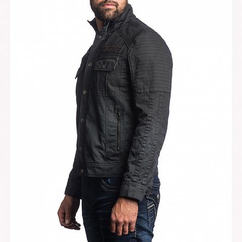 Куртка Affliction A33 левый бок