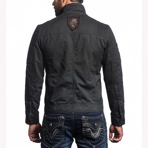 Куртка Affliction A33 спина