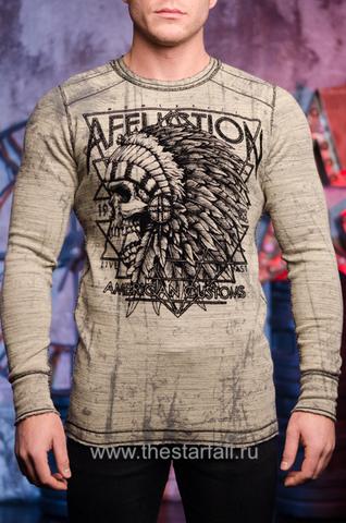 Affliction | Пуловер мужской двусторонний URSA MAJOR DUSK A20257 перед