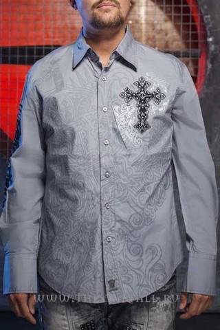 Рубашка Rebel Spirit LSW121390 перед