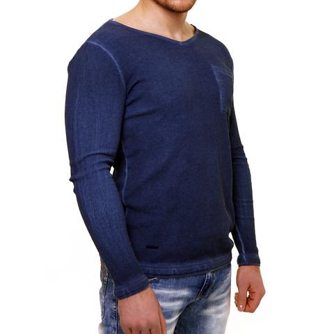 PAINKILLER | Пуловер мужской LONGMOD1 правый бок