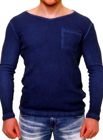 PAINKILLER | Пуловер мужской LONGMOD1 перед