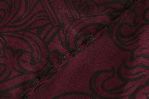 Футболка Rebel Spirit SSK121425 боковой декоративный шов