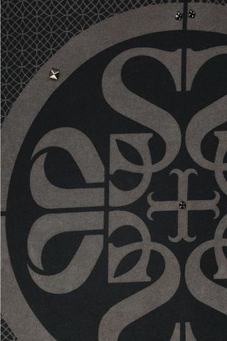 The Saints Sinphony | Футболка мужская ANGELS SHARE TS1219 принт на спине