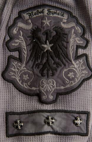 Пуловер Rebel Spirit TH110725 декоративный элемент на рукаве