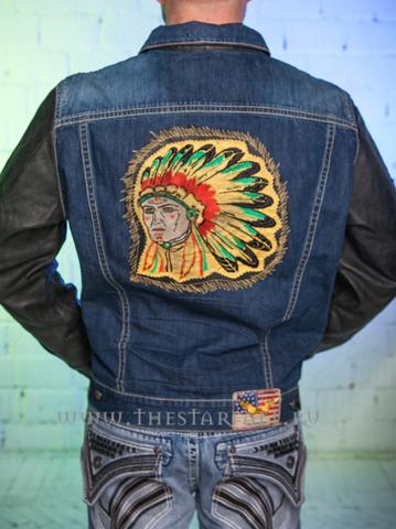 Куртка джинсовая Robin's Jean