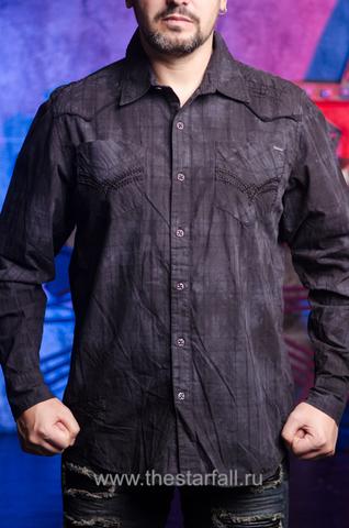 Affliction   Рубашка мужская A226884 перед
