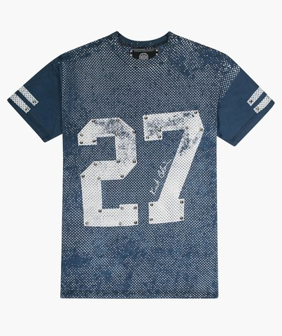 Футболка The Saints Sinphony 27 JERSEY BLUE AND WHITE купить