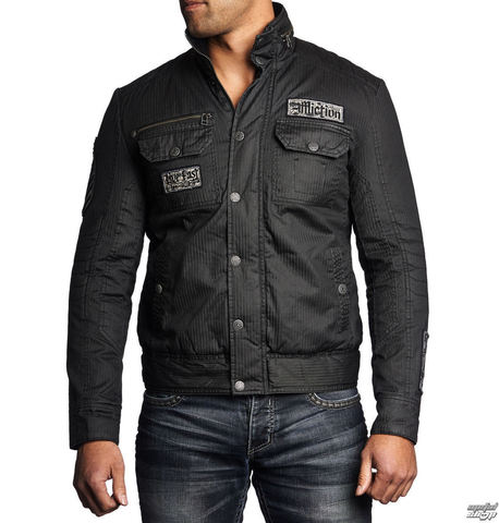 Affliction   Куртка мужская Blaze Jacket 110OW210 перед