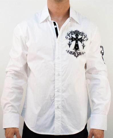 Рубашка Rebel Spirit LSW141718 перед