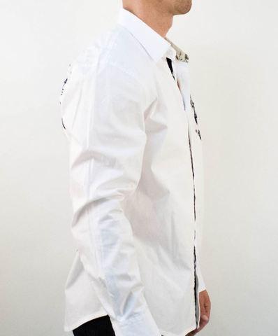 Рубашка Rebel Spirit LSW141718 правый бок