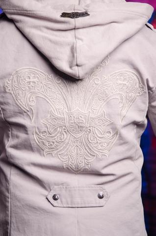 Пиджак Rebel Spirit BLZ111195 капюшон и спина