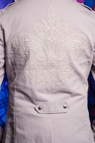Пиджак Rebel Spirit BLZ111195 вышивка на спине