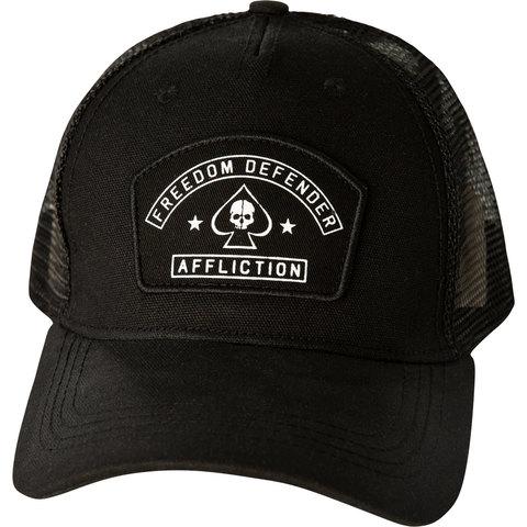 Бейсболка Affliction SPADES HAT